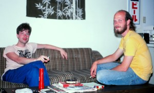 Peter and Paul Zaiser Santa Barbara 2-1981
